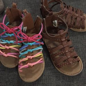 Carters sandals